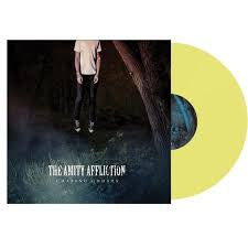 AMITY AFFLICTION THE-CHASING GHOSTS LEMON VINYL LP *NEW*