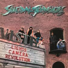 SUICIDAL TENDENCIES-LIGHTS CAMERA REVOLUTION LP *NEW*