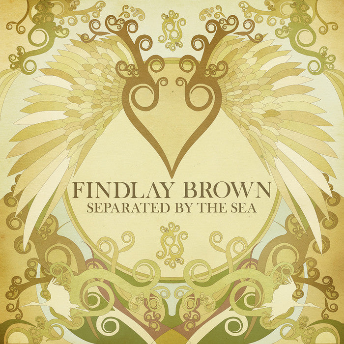 BROWN FINDLAY-SEPARATED BY THE SEA LP *NEW*
