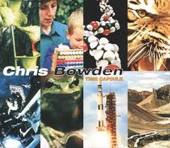 BOWDEN CHRIS-TIME CAPSULE 2LP *NEW*