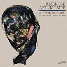 AKINMUSIRE AMBROSE-A RIFT IN DECORUM LIVE AT THE VILLAGE VANGUARD 2CD *NEW*