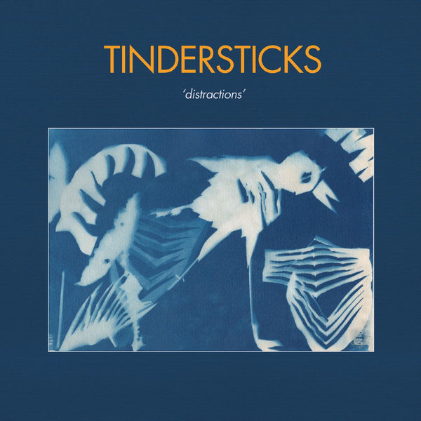 TINDERSTICKS-DISTRACTIONS LP *NEW*