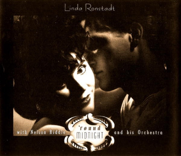 RONDSTADT LINDA-ROUND MIDNIGHT 2CD VG
