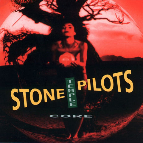 STONE TEMPLE PILOTS-CORE CD VG+