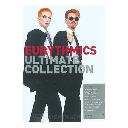 EURYTHMICS-ULTIMATE COLLECTION DVD VG