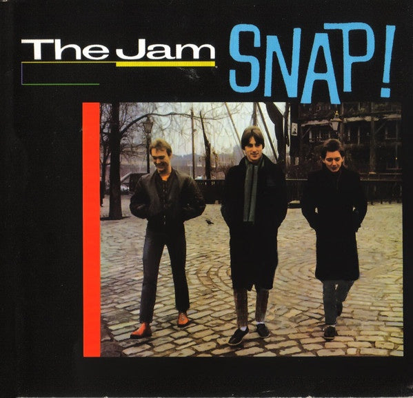 JAM THE-SNAP! 2CD VG