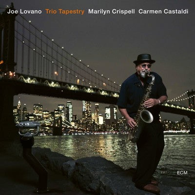 LOVANO JOE, MARILYN CRISPELL & CARMEN CASTALDI-TRIO TAPESTRY CD *NEW*