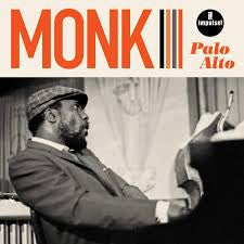 MONK THELONIOUS-PALO ALTO CD *NEW*
