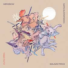 MERZBOW/ MATTS GUSTAFSSON/ BALAZS PANDI-CUTS OPEN 2LP *NEW*