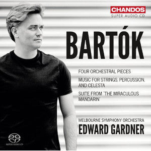 BARTOK-ORCHESTRAL WORKS *NEW*