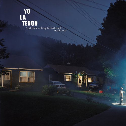YO LA TENGO-AND THEN NOTHING TURNED ITSELF INSIDE-OUT CD VG