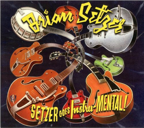 SETZER BRIAN-SETZER GOES INSTRU-MENTAL CD *NEW*