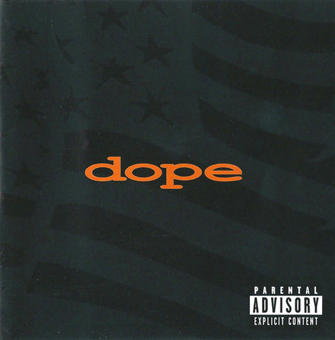 DOPE-FELONS AND REVOLUTIONARIES CD VG