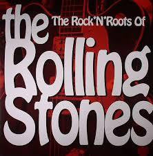 ROCK N ROOTS OF THE ROLLING STONES-VARIOUS ARTISTS LP *NEW*