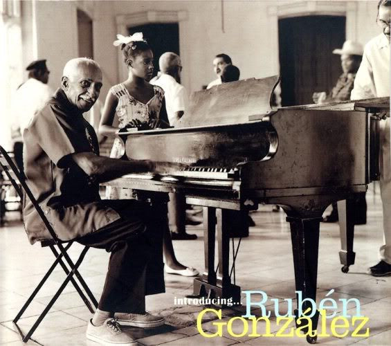 GONZALEZ RUBEN-INTRODUCING CD VG