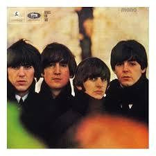 BEATLES THE-FOR SALE ORIGINAL UK  MONO LP G COVER VG