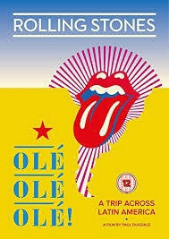 ROLLING STONES-OLE OLE OLE DVD *NEW*