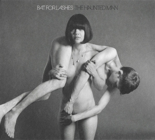 BAT FOR LASHES-THE HAUNTED MAN CD VG+
