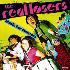 REAL LOSERS THE-MUSIC FOR FUNSTERS CD *NEW*