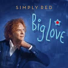 SIMPLY RED-BIG LOVE CD *NEW*