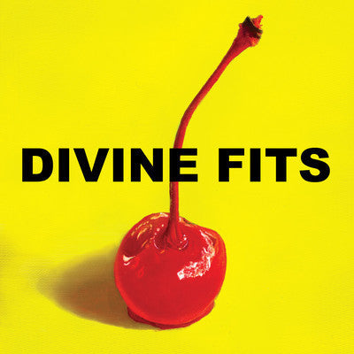 DIVINE FITS-A THING CALLED DIVINE FITS LP *NEW*