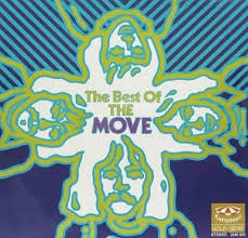 MOVE THE-THE BEST OF THE MOVE LP VG+ COVER VG+