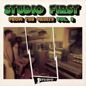 "STUDIO FIRST FROM THE VAULTS VOL.2-VARIOUS ARTISTS  2LP+12"" *NEW*"