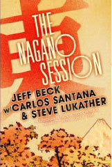 BECK JEFF-THE NAGANO SESSION DVD *NEW*