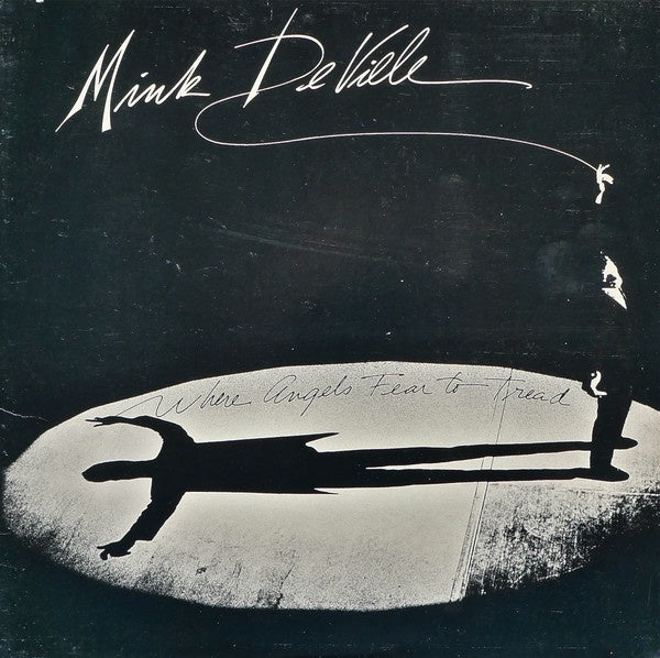 MINK DEVILLE-WHERE ANGELS FEAR TO TREAD CD VG