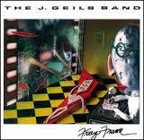 J. GEILS BAND-FREEZE-FRAME LP NM COVER VG