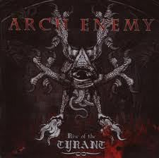 ARCH ENEMY-RISE OF THE TYRANT CD *NEW*