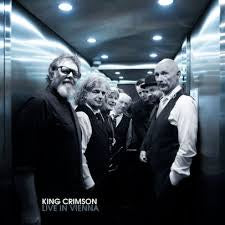 KING CRIMSON-LIVE IN VIENNA 3CD *NEW*