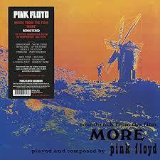 "PINK FLOYD-MUSIC FROM THE FILM ""MORE"" LP *NEW*"