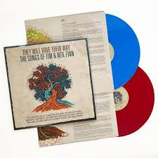 THEY WILL HAVE THEIR WAY THE SONGS OF TIM & NEIL FILL-VARIOUS ARTISTS 2LP *NEW*