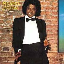 JACKSON MICHAEL-OFF THE WALL LP VG+ COVER VG+