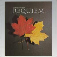 RUTTER JOHN-REQUIEM + I WILL LIFT UP MINE EYES CD VG