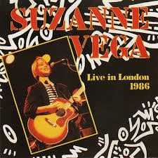 "VEGA SUZANNE-LIVE IN LONDON 1986 12"" MINI ALBUM EX COVER VG+"