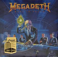 MEGADETH-RUST IN PEACE LP *NEW*