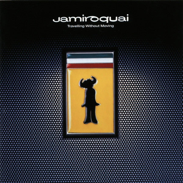 JAMIROQUAI-TRAVELLING WITHOUT MOVING CD VG