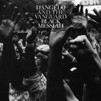 D'ANGELO AND THE VANGUARD-BLACK MESSIAH CD *NEW*