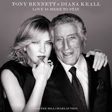 BENNETT TONY & DIANA KRALL-LOVE IS HERE TO STAY CD *NEW*