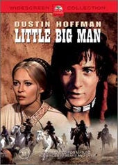 LITTLE BIG MAN DVD VG+