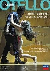 ROSSINI-OTELLO *NEW* DVD BARTOLI