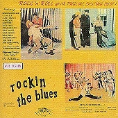 ROCKIN THE BLUES THE MOVIE-VARIOUS ARTISTS CD *NEW*