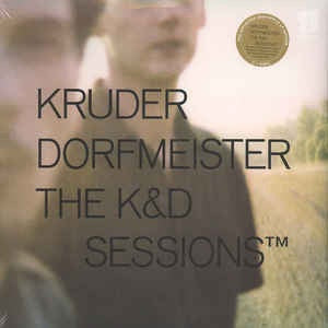 KRUDER & DORFMEISTER-THE K&D SESSION 5LP  *NEW*