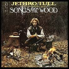 JETHRO TULL-SONGS FROM THE WOOD LP VG+ COVER VG+