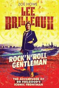 BRILLEAUX LEE-ROCK N ROLL GENTLEMAN BOOK *NEW*