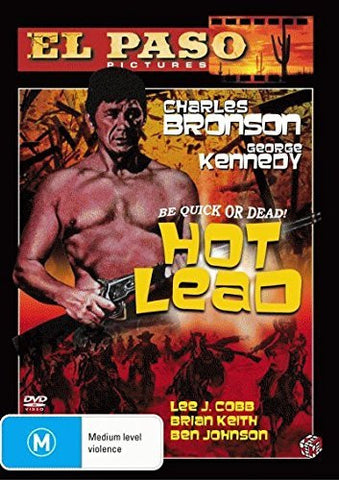 HOT LEAD DVD VG