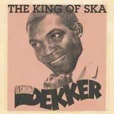 DEKKER DESMOND-THE KING OF SKA LP *NEW*