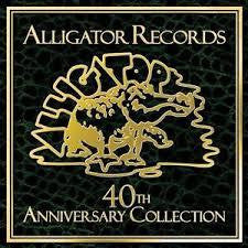 ALLIGATOR RECORDS 40TH ANNIVERSARY COLLECTION 2CD G